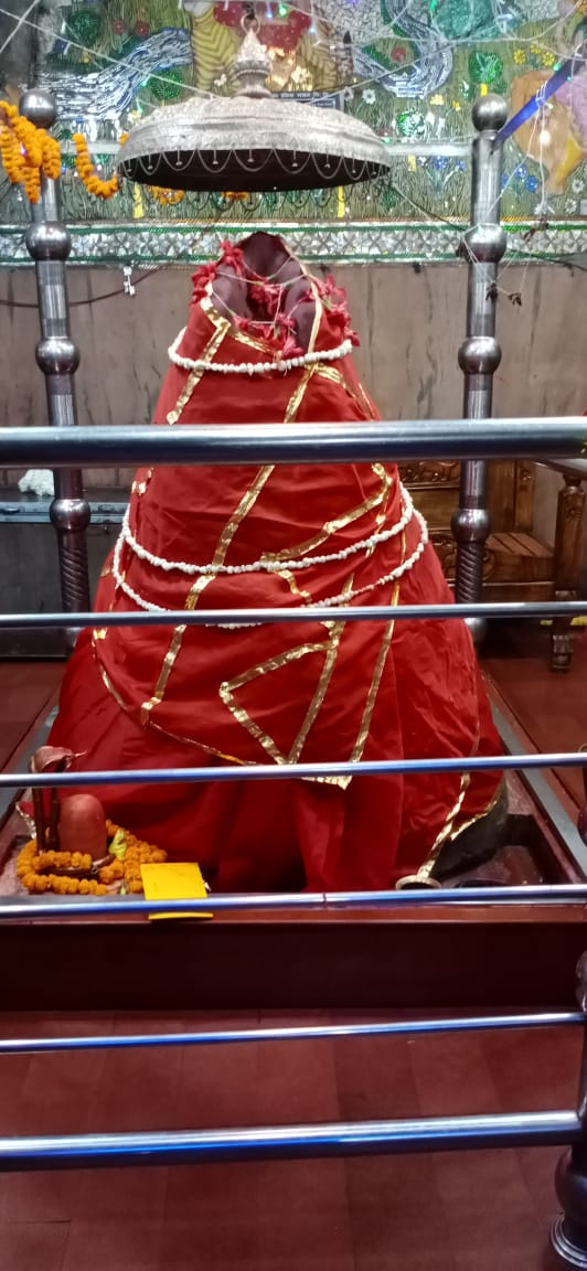 सारण:आमी मंदिर का पट्ट मंदिर न्यास समिति के निर्णय से आम भक्तो के लिया बंद