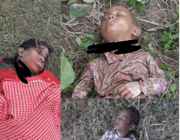 छपरा : जलालपुर में एक महिला एवं दो अबोध बच्चों की निर्मम हत्या कर फेंके गए शवों की चौथे दिन भी नहीं हुई शिनाख्त