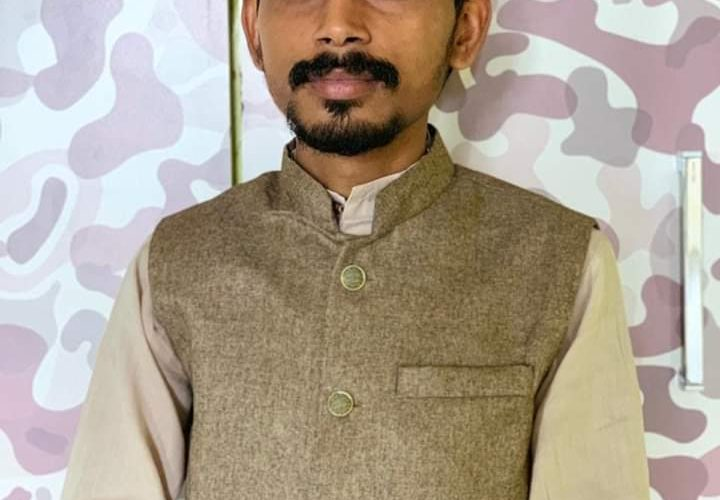 मांझी विधानसभा से छपरवी ने भाजपा के टिकट का दावा ठोका