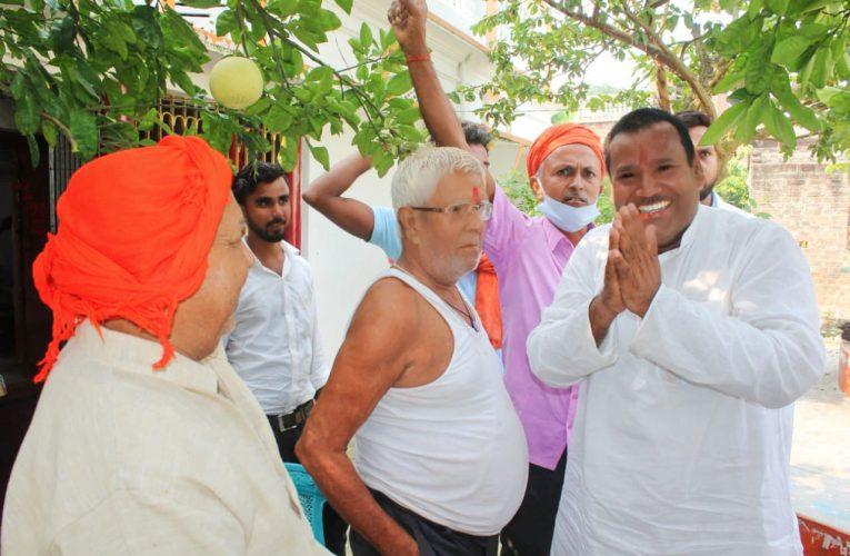 पार्टी और जात-पात से ऊपर उठकर करें वोट, भ्रष्टाचार पर करें चोट और चुने कर्मठ नेता : विरेंद्र साह