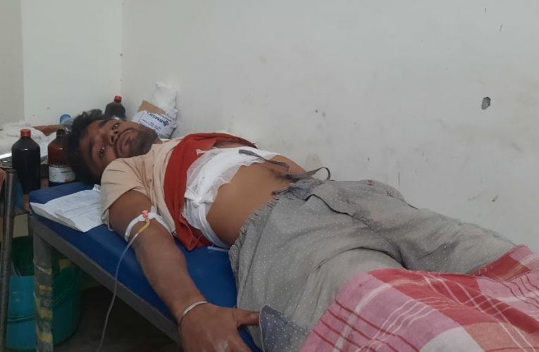 Big Breaking/SARAN:क्रिकेट विवाद में चली गोली, एक व्यक्ति ने चार लोगों को मारी गोली, सदर अस्पताल रेफर