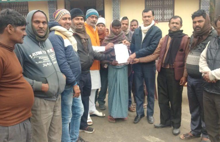 SARAN:मुख्यमंत्री राहत कोष से सांसद रूड़ी के प्रयास से मिला सहायता