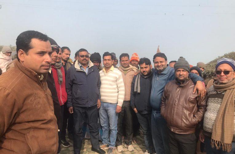 गुड्डू शाह ने रिविलगंज जिला परिषद भाग-13 से अपनी उम्मीदवार ठोका दावा