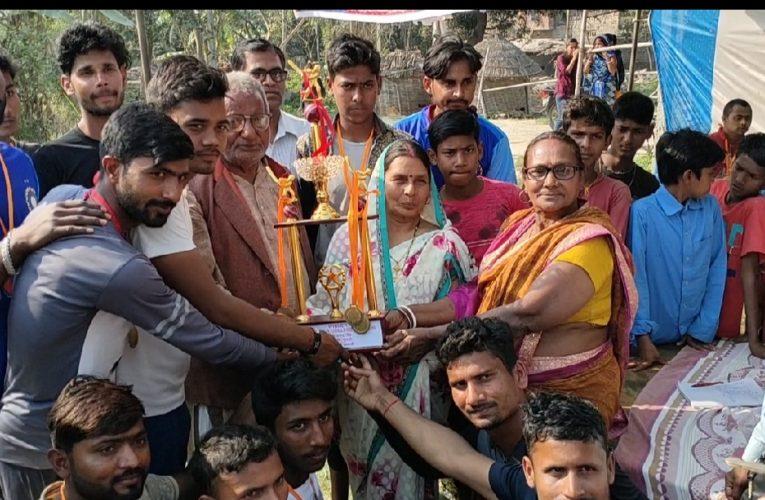 छपरा:जीतने वाले कभी हौसला नहीं हारते और हौसला हारने वाले कभी नहीं जीतते- प्रो देवेन्द्र प्रसाद सिंह