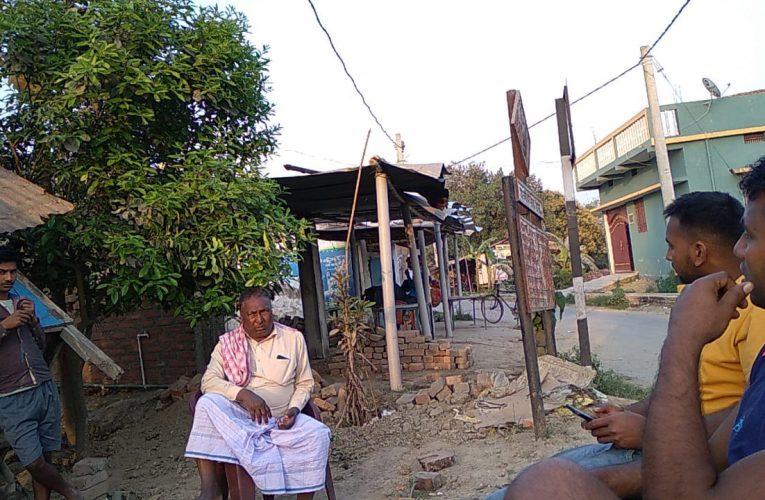 छपरा:डोरीगंज में मंदिर की जमीन कब्जाने को लेकर दबंगों ने की कई राउंड फायरिंग,दहशत पुलिस ने स्थिति को नियंत्रण में किया