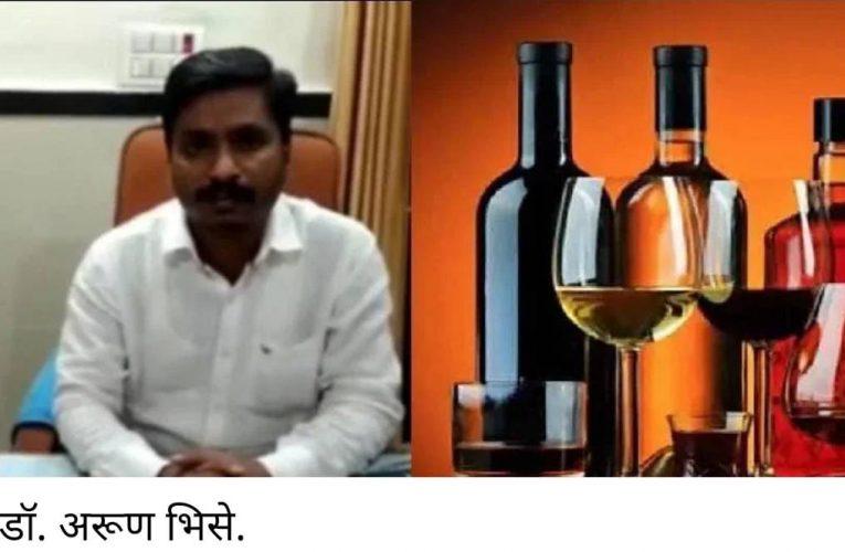 डॉक्टर का दावा शराब पिलाकर ठीक किए 40 से 50 कोरोना मरीज