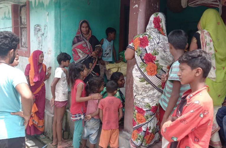 छपरा:गड्ढे में लगी वर्षा की पानी मे डूबने से एक वृद्ध की मौत हो गई