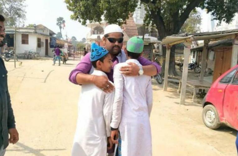 ईद उल अजहा पर अल्पसंखयक समुदाय के लोगो दी बधाई – जदयू नेता प्रियरंजन सिंह सुमित