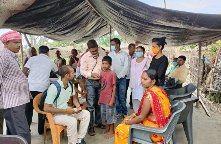 छपरा: आठवें दिन आया रिपोर्ट,डेंगू की चपेट में आए तीन बच्चे
